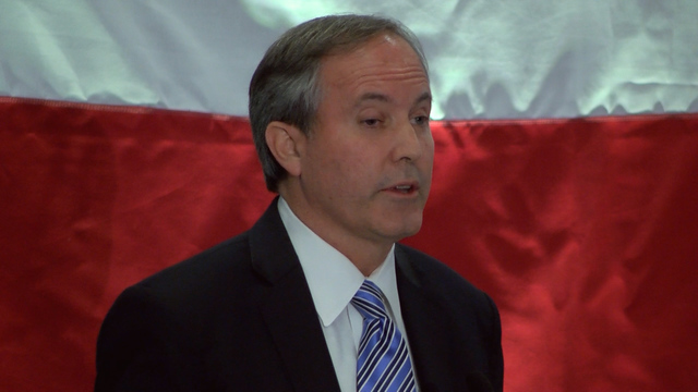 Texas AG Not Opposed to Suing Trump Administration