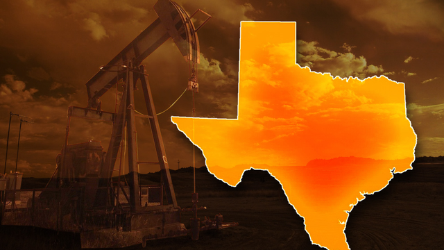 Texas Oil and Gas Production Statistics for January 2017
