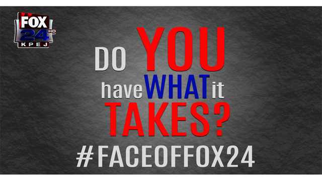 Do You Want to become the Next Face of FOX 24?