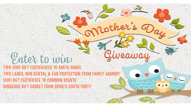 2017 Mother's Day Giveaway