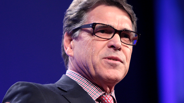 Rick Perry throws support behind bills to reform criminal justice in Texas