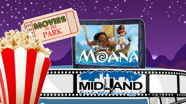 Midland Movies in the Park.