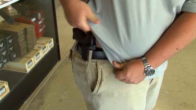 Campus Carry Begins At Community Colleges on Tuesday