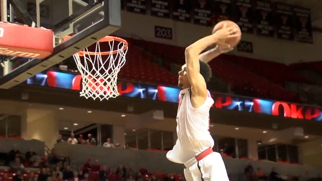 Texas Tech to Play Charity Basketball Game in Midland