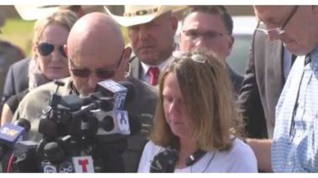 Sutherland Springs church pastor, wife speak for first time since shooting