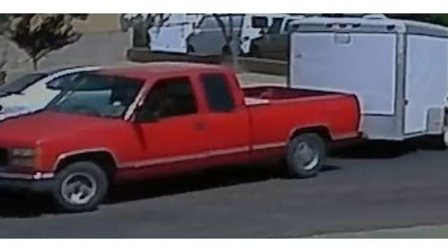 OPD Investigating Trailer Theft