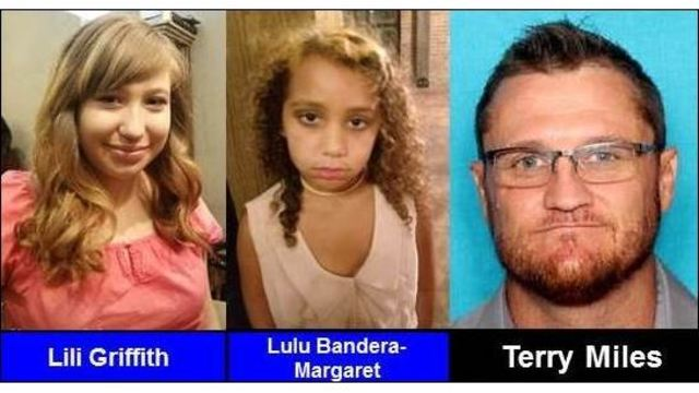 Amber Alert discontinued in Texas for two girls abducted from Round Rock