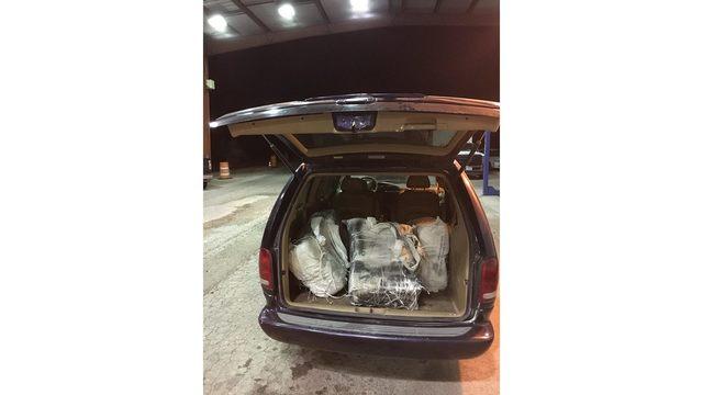 Deputies Seize More Than 280 Pounds of Pot During Traffic Stop