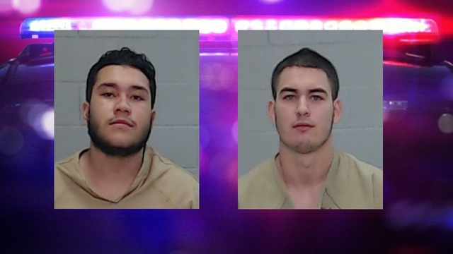 Odessa Stabbing Suspects Arrested