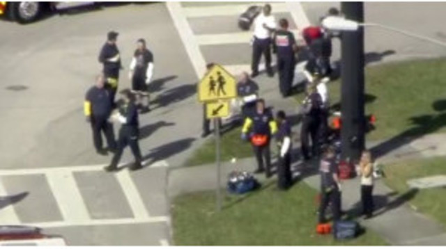 'Number of fatalities,' shooter in custody at South Florida high school