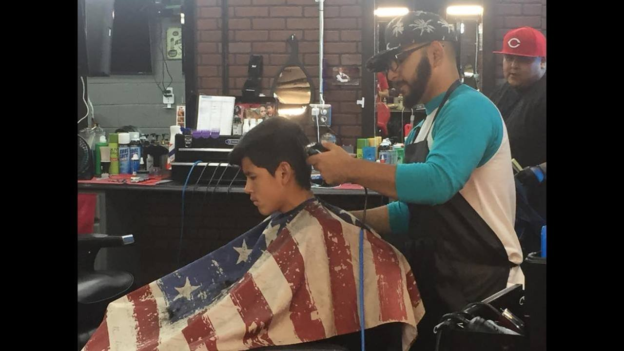 Odessa Barber Shop Offers Free Back To School Haircuts For Kids
