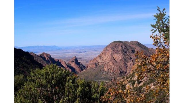 Fire Weather Prompts Closures at Big Bend National Park
