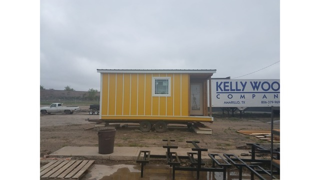 Tiny Homes for the Homeless Approved Amarillo City Council