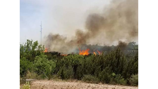 Multiple Fires Reported in Big Spring
