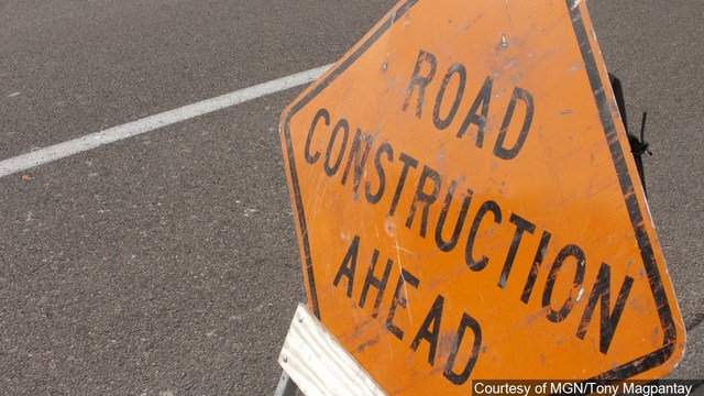 Four TxDOT projects planned next week
