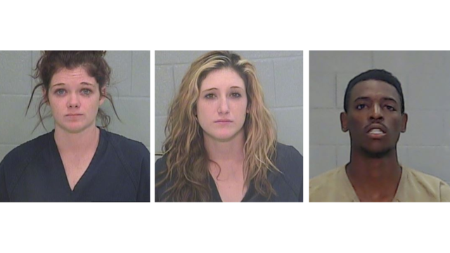 Three arrested in May shooting