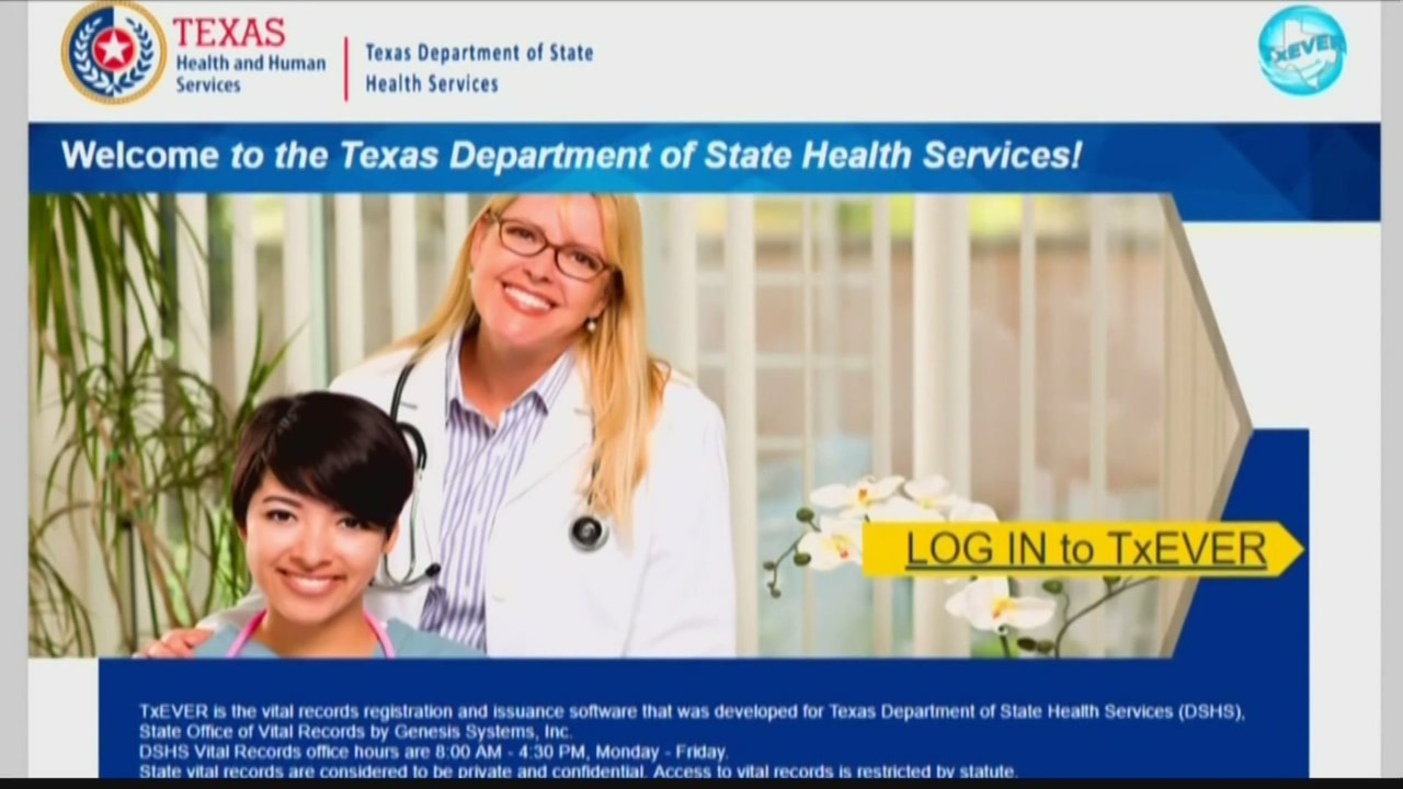 New Birth Death Reporting System Could Help Texas With Crafting Policies