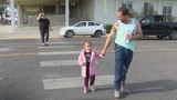 Jaywalking in Odessa continues to be a problem