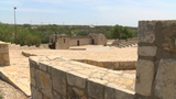 Phase I of Comanche Trail Park Amphitheater Improvement Project is underway