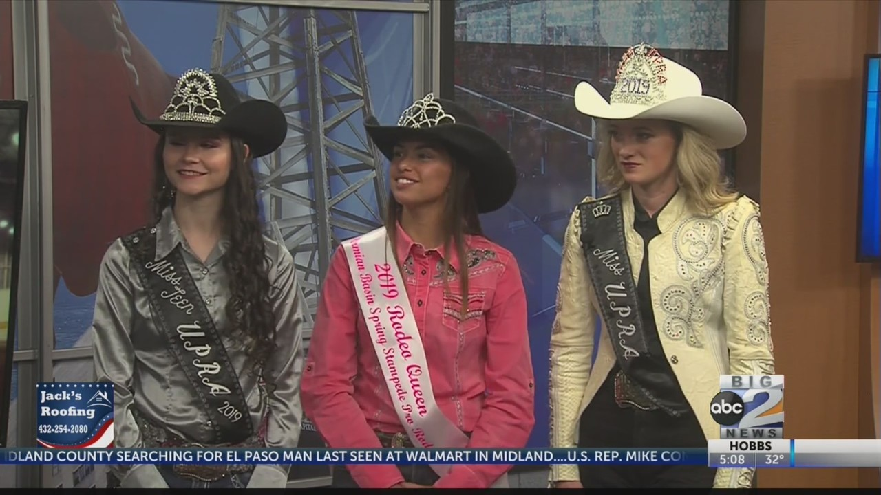 Permian Basin Spring Stampede Pro Rodeo -- 3/15/19