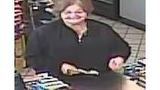 Woman accused of using counterfeit cash