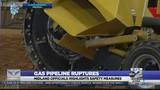 Gas pipeline ruptures: Midland officials highlight safety measures